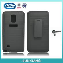 mobile phone case car phone holder for samsung note 4 stripe pattern
