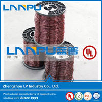 ISO Certificated 3 0 AWG Aluminum Magnet Wire for Motor