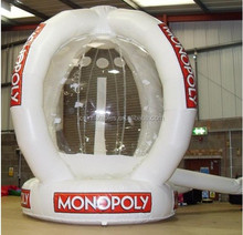 Advertising Inflatable Money Machine on Sale