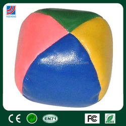 promotion led juggling balls for play