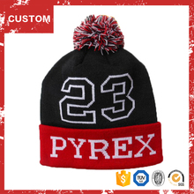 Wholesale bulk custom cheap hip hop winter hat