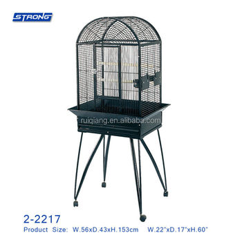 2-2217 parrot cage
