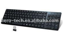 2.4G wireless keyboard