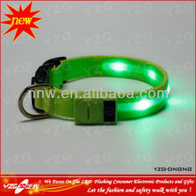 electric products LED pet collar waterproof with factory price