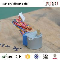 Small 24BYJ48 Permanent Magnet Stepper Motor