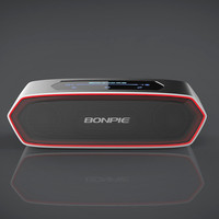 High-end Stereo outdoor Bluetooth Wireless Speaker with mic handsfree function, Car speaker