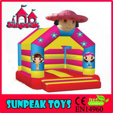 BO-127 Sunpeak Hot Sell Kids Inflatable Games For Sale