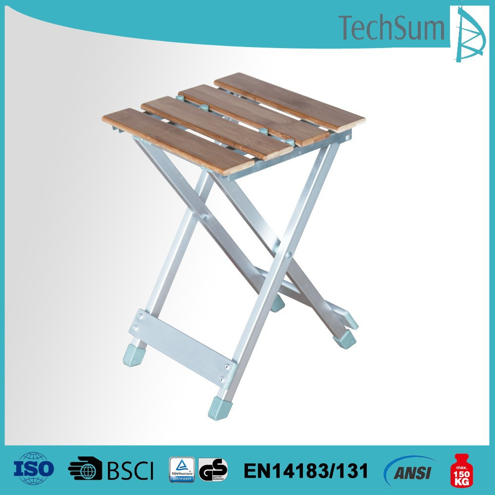 Foldable outdoor chairs - Foldable Chairs Aluminum Folding Stool Both For Indoor And Outdoor