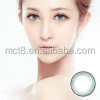 magic color soft contact lens / Angel eyes Free Color Contact Lens