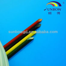 UL Recognized silicone coated glassfiber insulating sleeving
