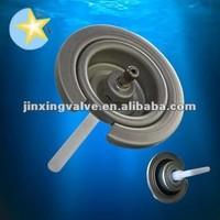 hot sale tinplate aerosol one-inch butane gas spray valve/high quality portable gas control stove valve