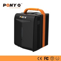 Sinopoly 1KWh Lithium ion Battery Storage Systems for Residential / House Use, Portable Solar Dynamo Generator System