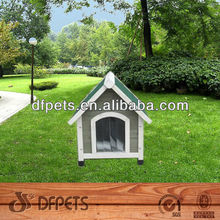 Wooden Pet Cage Dog Carrier Indoor DFD014