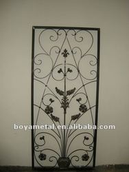 Decorative main gate design for home