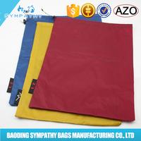 Wholesale Customized Logo Fabric Nylon Organza Drawstring Bag