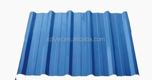 Zinc coated corrugated roof panel roll forming machine metal sheet roll former