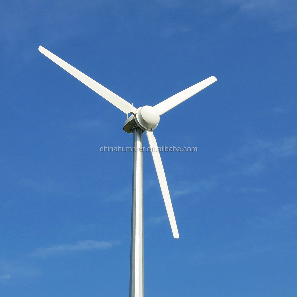 wind turbine generator thesis Design of a permanent magnet synchronous generator for a vertical axis wind turbine nima madani master of science thesis in electrical machines and power electronics.