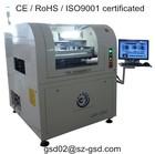 inline pasta de solda smt máquina de impressão para a fábrica de produtos eletrônicos pcb montagem