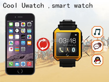 Bluetooth 4.0 Smart Wrist Wrap Watch Phone for Smartphones IOS Android systerm