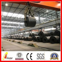 hor rolled st37 steel plate hardness with balck surface