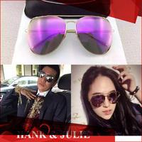 Wholesale Aviator Model Sunglasses for Fashion Men Women