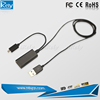 black cable usb hdmi to usb cable adapter iRely manufature