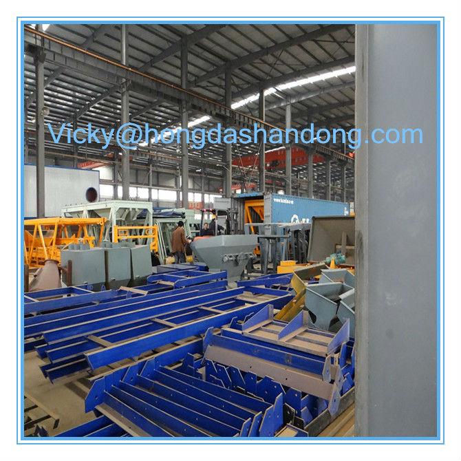Production 240t/h Asphalt Batching Equipment