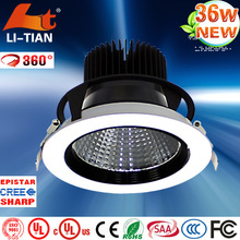 round surface mounted ceiling spot light covers 220v