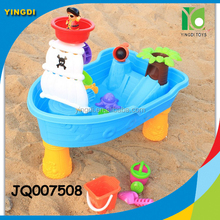 Pirata Boat water table summer toy children beach toy for sale