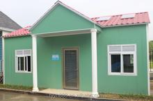 China economic prefabricated home/modern house design