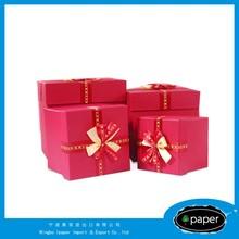 sweet paper box wedding favor paper box round wedding favors