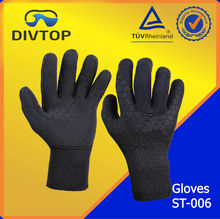 Neoprene dive waterproof swimming glove