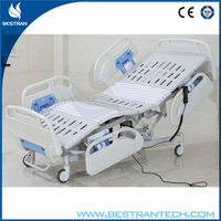 BT-AE008 Hot Selling Electric Hosptial Iron Sickbed, Hospital Furniture Bed, CE Approved