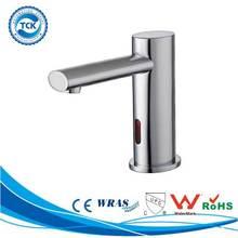 Responsive hands free sensor tap bathroom shower faucet mixer