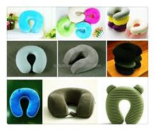2015 top quality U Shape Memory Foam Pillow