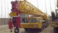 100ton crane/50 ton-200t used kato truck crane/TADANO crane spare parts