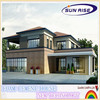 Luxury prefabricated modern prefab timber home poultry house