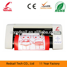 New!!! Redsail a4 vinyl cutting plotter with CE ROHS certificates , RS450C