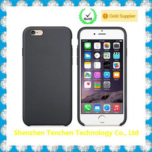 for iphone 6 colorful smooth surface plastic back case hard cover
