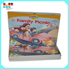 OEM Children Hardcover Board Book Printing/ShenZhen Board Book Printing