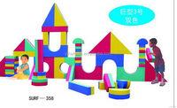 Fashionable classical eva foam sponge cube toys