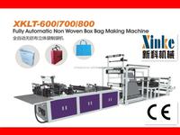 multifunctional non woven advertising bag making machine price