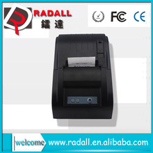 Trade Assurance 5890T cheap 58mm thermal receipt printer support LINUX and win8 system 58mm pos thermal printer machine