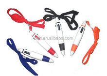 2015 salable promotional multifunctional eco-friendly cord mini ball pen
