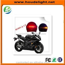 Red & yellow led lighting electric motorcycle motor kit bicycle conversion kit