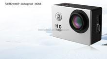 2015 New S8 Action Camera 12MP 1080P Full HD 30M Waterproof Action Sport Helmet 170 Degree wide-angle Camera alibaba china