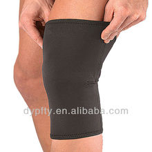 Colorful Elastic Knee Support With Printed logo