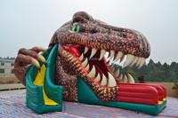 inflatable slide / new style Dinosaur inflatable slide / item slide