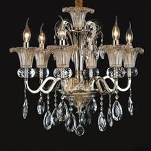 Low Ceiling Candle Chandelier Modern Chandelier Crystals fonyan Crystal Lighting Lights