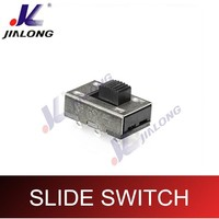 CE UL approved Micro Slide Switch with Vertical PCB Terminals Wholesale competitive price free samples